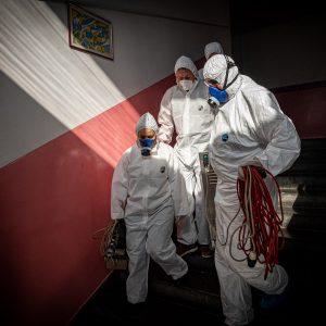 Sanitacija D.o.o. - Profesionalna Dezinfekcija Osnovne škole Hasan Kikić