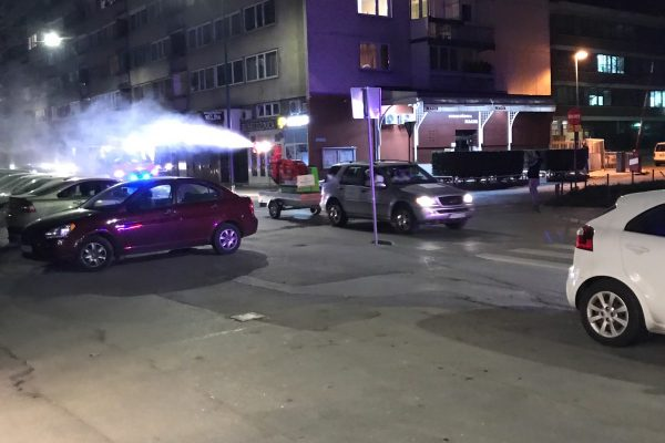 Sistematska Dezinfekcija Teritorija Općine Novo Sarajevo