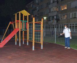 Treći Krug Sistemske Dezinfekcije Teritorija Općine Novo Sarajevo